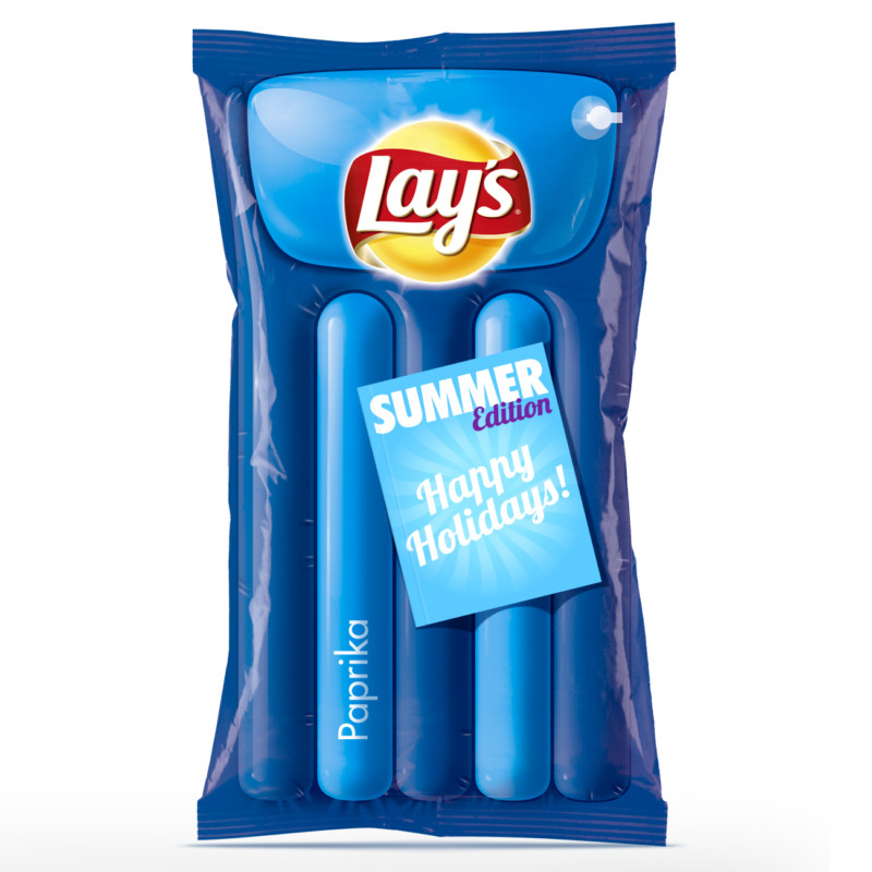Iwan Kempe - Lays Summer edition
