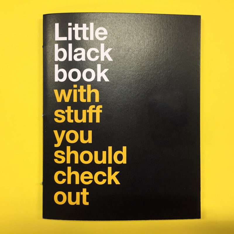 Iwan Kempe - Little black book