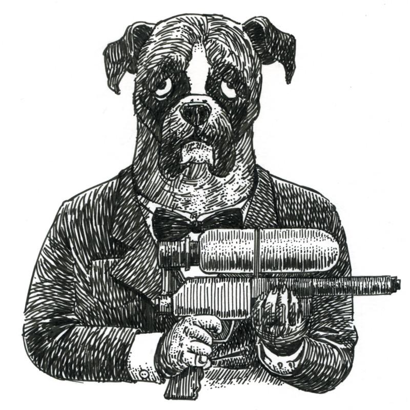 Iwan Kempe - Dogfight